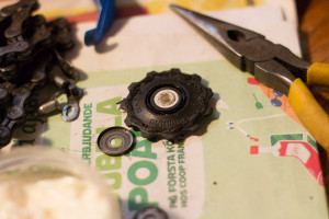 G-pulley in need for some love.